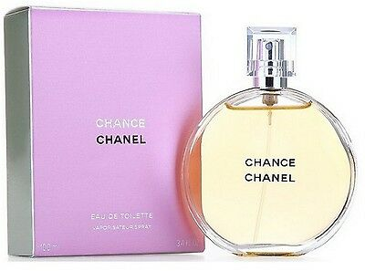Chanel Chance Edt 100 Ml Mujer Sin Caja