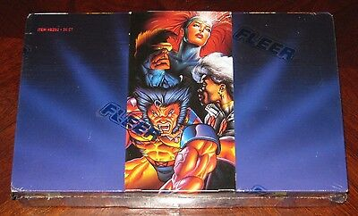 1995 Marvel Masterpieces Hobby Box of 36 Trading Card Packs FACTORY SEALED, NEW