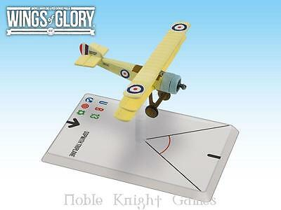 Ares Wings of Glory Sopwith Triplane - Dallas Pack MINT