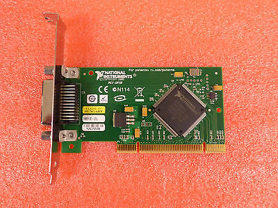 National Instruments 188513E-01L PCI-GPIB IEEE 488.2 HPIB GPIB Card