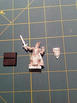 Warhammer - Blood Dragon Vampire With Sword And Shield
