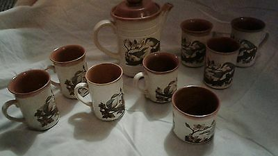 Ashdale Pottery Collection