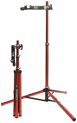 Feedback Sports Classic 13982 Folding Work Bike Bicycle Stand Red
