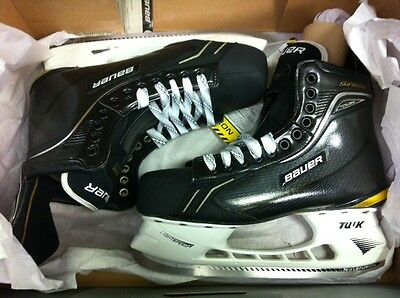 Bauer Supreme Total One Sr Skates Size Sz 11 2E Ee Ice Hockey New In Box Nib
