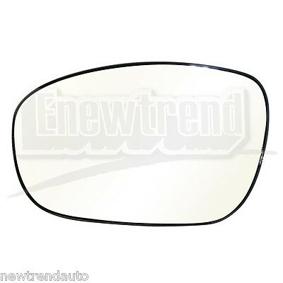 Chrysler 200 300 Dodge Charger Exterior Left Side Mirror Glass