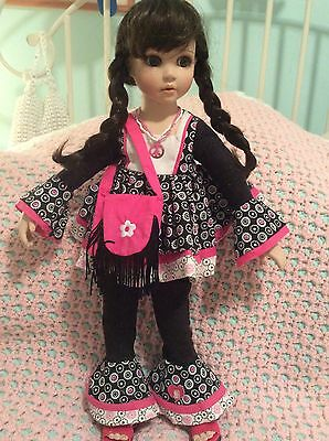 Marie Osmond Porcelain Teenager Doll