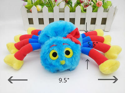 """Woolly and Tig - Spider WOOLLY Plush SOFT TOY 9.5"""" NEW"""
