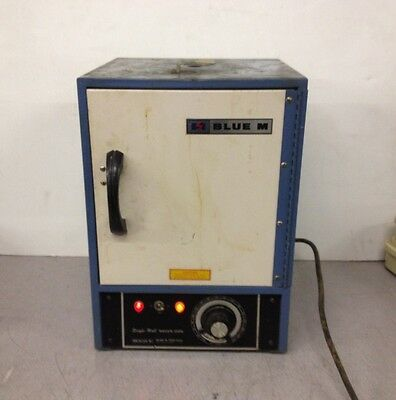 Blue M Model SW-11TA Single Wall Transite Labratory Oven