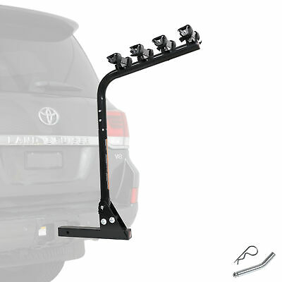 4 Bicycle Bike Rack Hitch Mount Car Carrier 2""