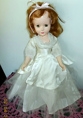 Vintage American Character Doll Sweet Sue 1950,s 17 Inch