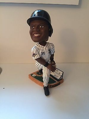 """Frank Thomas #35 Bobblehead Forever Limited Edition White Sox Approx. 7"""""""