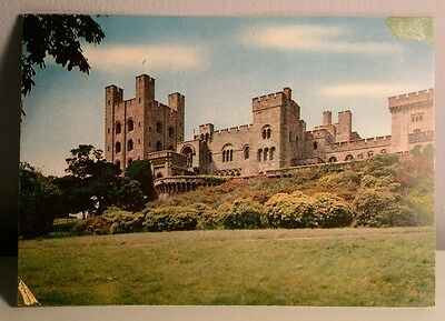 Postcard Penrhyn Castle The East Front North Wales