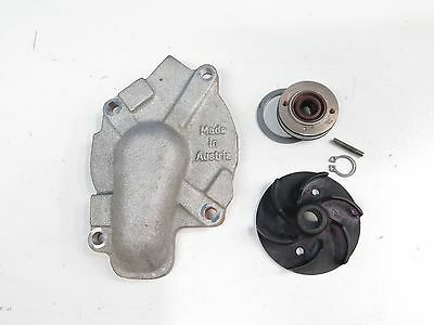 2004-2007 KTM 250 400 450 525 EXC MXC SX XC-W Water Pump Cover, Impeller, Seal