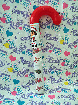 NEW Dora the Explorer - Candy Cane Filled w/ Christmas Holiday STICKERS