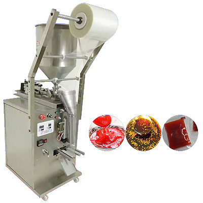 Automatic Liquid Weighing & Packaging Machine 3 Sides Bag Sealing machine 220V Y