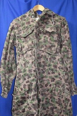 Austrian Army 3/4 leanght Camouflage Combat Jacket