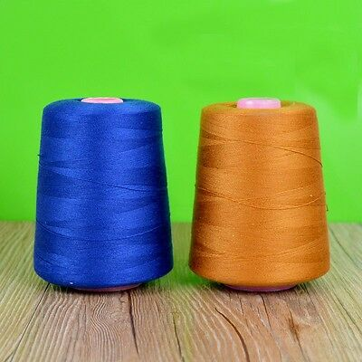 1 Spool Polyester High Speed Jeans Sewing Thread Sewing Supplies 3000yards E2U
