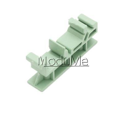 PCB Din C45 Rail Adapter Circuit Board Mounting Bracket Holder Carrier 35mm M