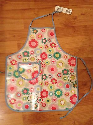 girls Cath kidston Pvc Play apron 2-5 years brand new With Tags