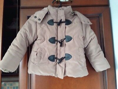 Baby Girl Winter Jacket Size 2-3 Years  Mint Condition