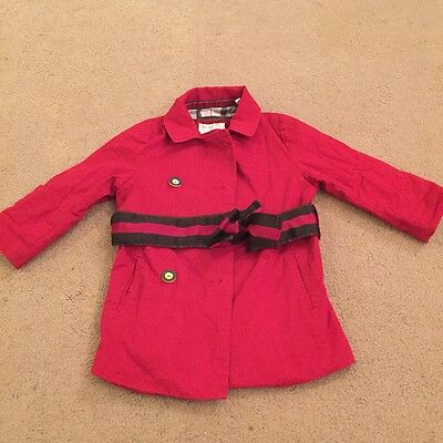 Joules coat age 4-5yrs