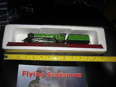 "Atlas Editions ""Flying Scotsman"" Collectable Model Bnib"
