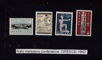 GREECE  5 complete sets . All different MINT ORIGINAL GUM UNHINGED Free postage