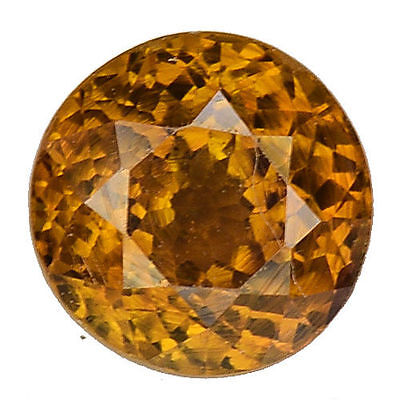 1.060Cts MAGNIFICENT TO LUSTER BROWN YELLOW NATURAL MALI GARNET ROUND GEMSTONES