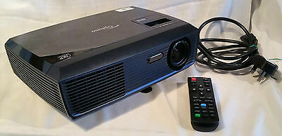 Boxed Optoma H180X DLP Home Entertainment Portable Projector 3D Ready HD
