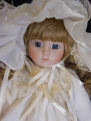 Porcelain Doll - Prinston Gallery, Collectible, Very Pretty.