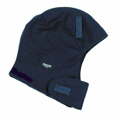 Sub-Zero Warm Thinsulate Lined Safety Hard Hat Helmet Liner SZHL Navy Blue