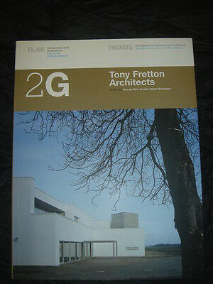 2G N.46 TONY FRETTON INTERNATIONAL ARCHITECTURE REVIEW Revista Arquitectura