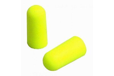 3M ES-01-001 - EAR Soft Yellow Neon Uncorded Earplugs 1, 10 or 50 Pairs