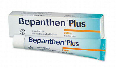 Bepanthen PLUS Cream 30g from Bayer Wounds Nappy Rash Tattoo Best Buy