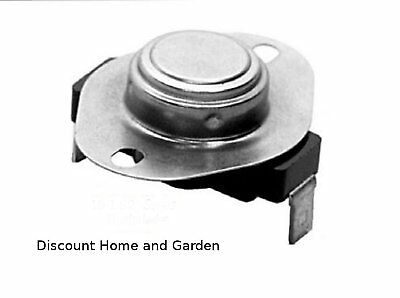 Fireplace Fan Blower Heat Activation Switch F110-20F Close Temperature Rise 110