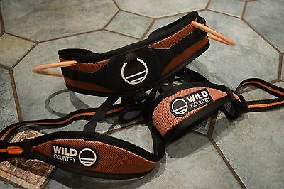 Wild Country Womens Vision Climbing Harness XS