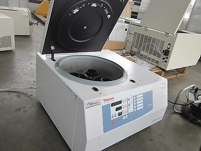 Thermo Electron Jouan BR4i  Multifunction Refrigerated Centrifuge with S40 Rotor