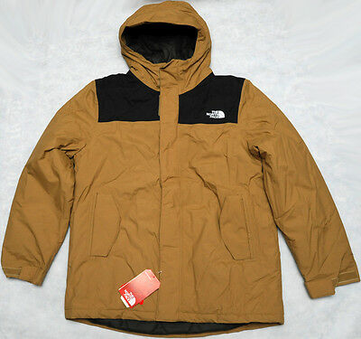 THE NORTH FACE MELORO PRIMALOFT - HYVENT - thermal waterproof MEN'S PARKA size L