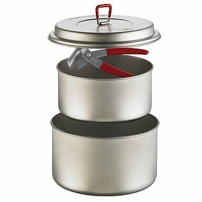 Msr Titan Titanium 2 Pot Cookware Set *new*