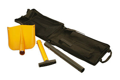Laser Tools 5702 Snow Shovel - Collapsible