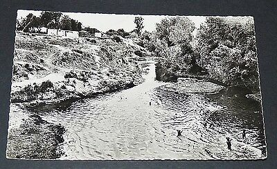 Cpa Carte Postale Photo 1950 Algerie Colonies France Afrique Oued Marnia