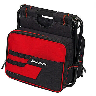 Snap Tool Box Folding Seat Tools Organizer Bag Small Portable Chest Bench Tote