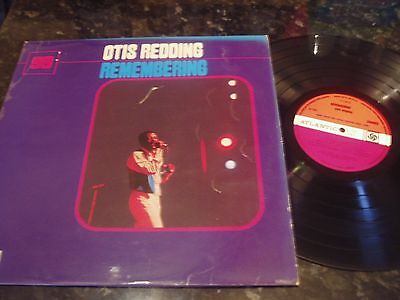 "Otis Redding,Remembering,vinyl 12"" LP 1970 Atlantic(2464 003)"