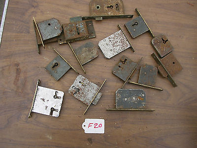 Mixed Lot Of Vintage Cabinet Locks