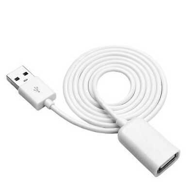 Cavo 1m USB 2.0 Tipo A Prolunga Maschio Femmina Cable extension Dati Computer PC