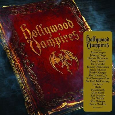 Hollywood Vampires (Johnny Depp, Alice Cooper & more...)