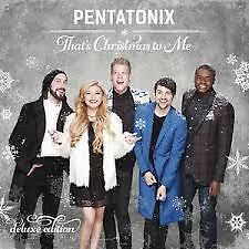 That's Christmas To Me (DELUXE EDITION) - Pentatonix - CD Album Damaged Case