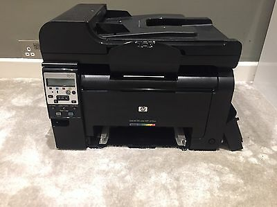 HP LaserJet Pro 100 All-in-One Laser Printer