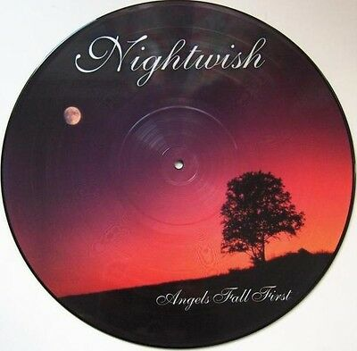 Nightwish - Angels Fall First    Ltd. Picture Doppel-Lp