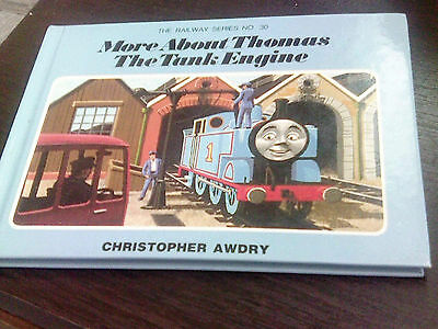 Railway Series No.30: More About Thomas The Tank Engine